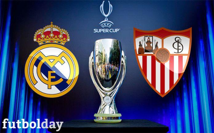 Previa Real Madrid-Sevilla Supercopa de Europa 2016