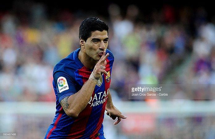 Luis Suárez bate este impresionante récord a Cristiano Ronaldo