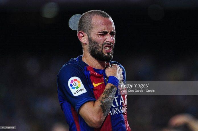 Aleix Vidal dispuesto a salir del Barcelona en el mercado invernal