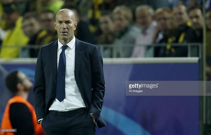 Zidane revela el problema del equipo tras su mala racha